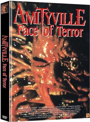 Amityville - Face of Terror (1992) (Super Spooky Stories, Limited Edition, Mediabook, 2 DVDs)