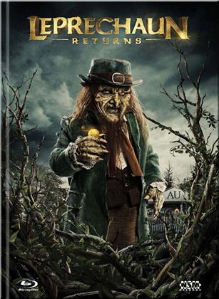 Leprechaun Returns (2018) (Cover C, Limited Edition, Mediabook, Blu-ray + DVD)