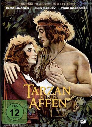 Tarzan bei den Affen (1918)