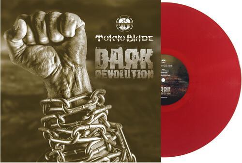 Tokyo Blade - Dark Revolution (140 Gramm, Red Vinyl, LP)