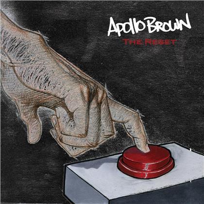 Apollo Brown - Reset (2020 Reissue, LP)