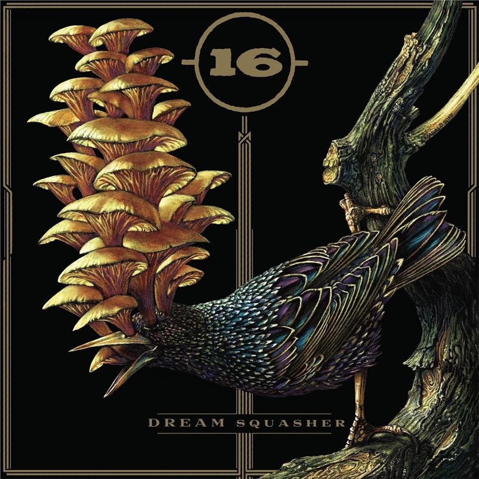 Sixteen - Dream Squasher (LP)