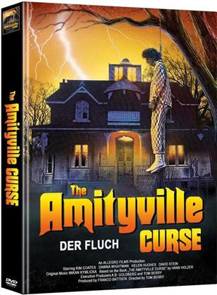 The Amityville Curse - Der Fluch (1990) (Super Spooky Stories, Limited Edition, Mediabook, 2 DVDs)