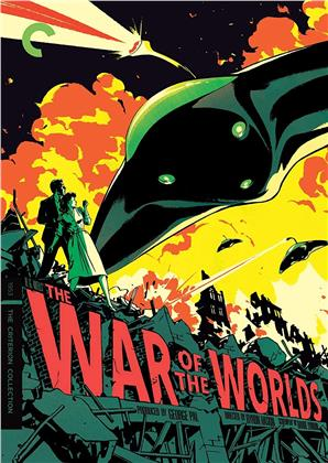 The War Of The Worlds (1953) (Criterion Collection)