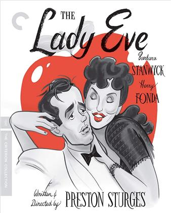 The Lady Eve (1941) (s/w, Criterion Collection)