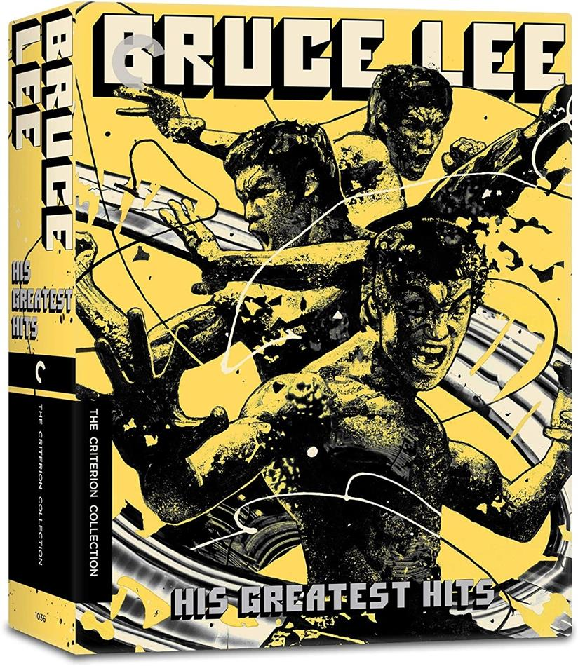 Bruce Lee - His Greatest Hits (Criterion Collection)