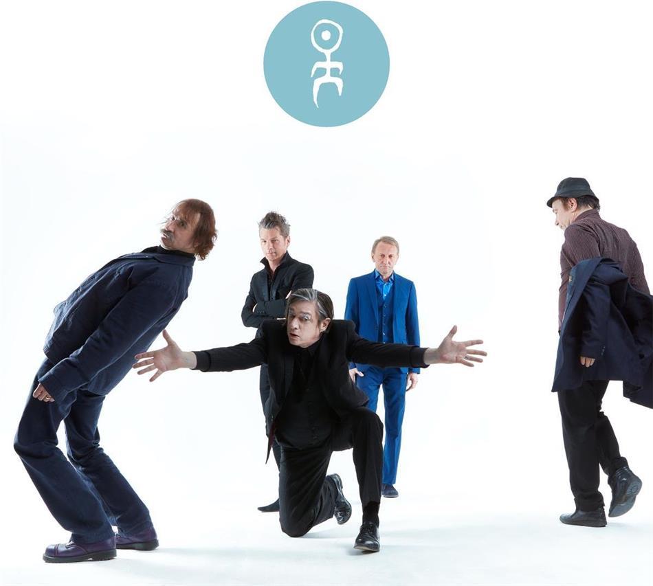 Einstürzende Neubauten - Alles In Allem (LP)