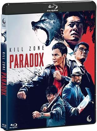 Paradox - Kill Zone (2017) (Blu-ray + DVD)