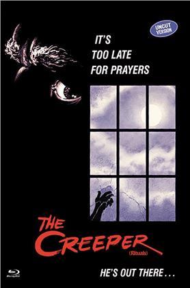 The Creeper - Rituals (1977) (Cover D, Grosse Hartbox, Edizione Limitata, Uncut)