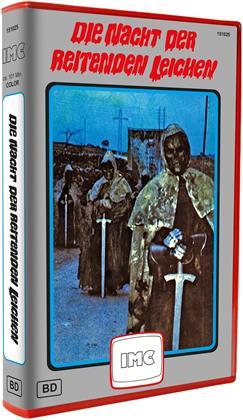 Die Nacht der reitenden Leichen (1972) (IMC Redbox, Limited Edition)