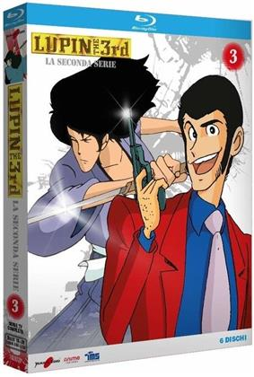 Lupin the 3rd - La seconda Serie - Vol. 3 (6 Blu-rays)