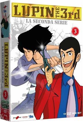 Lupin the 3rd - La seconda Serie - Vol. 3 (10 DVDs)