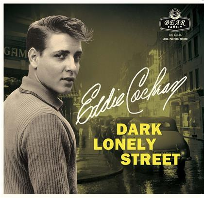 "Eddie Cochran - Dark Lonely Street (10"" Maxi + CD)"