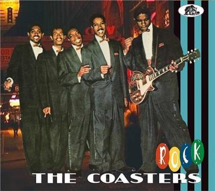 Coasters - Rock (Digipack)