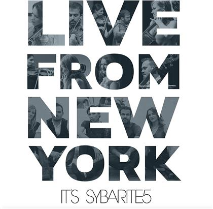 Sybarite5 - Live From New York, It's Sybarite5 (LP)