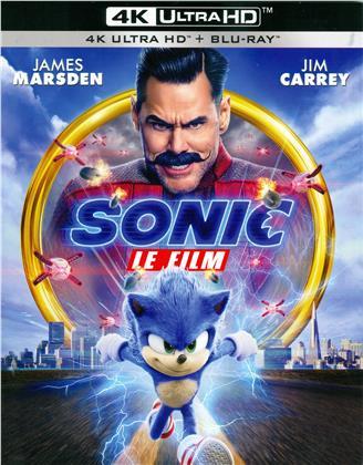 Sonic - Le film (2019) (4K Ultra HD + Blu-ray)