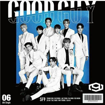 SF9 (K-Pop) - Good Guy (B Version, Japan Edition, Limited Edition, CD + DVD)
