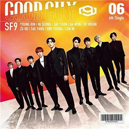 "SF9 (K-Pop) - Good Guy (A Version, ""A"" Version, Japan Edition)"