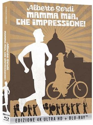 Mamma mia, che impressione! (1951) (s/w, 4K Ultra HD + Blu-ray)