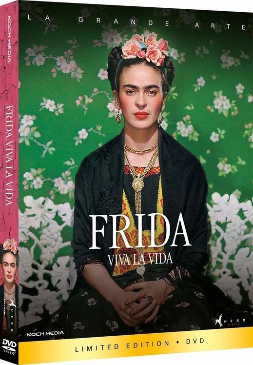 Frida - Viva la vida (2019) (La Grande Arte, Edizione Limitata)