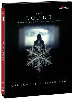 The Lodge (2019) (Hell House, Blu-ray + DVD)