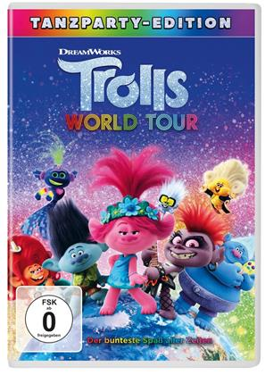 Trolls World Tour - Trolls 2 (2020) (Dance Party Edition)