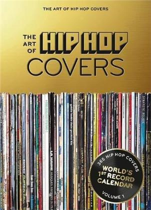 The Art of Hip Hop Covers - (immerwährenden Abreißkalender)
