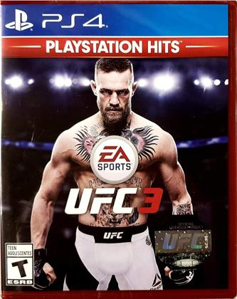 UFC 3 - Playstation Hits