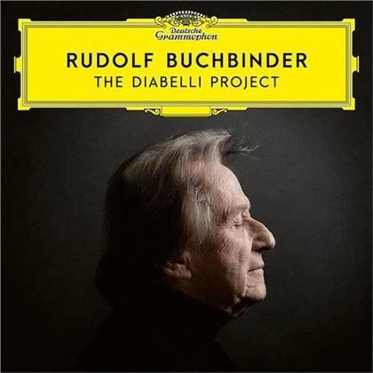 Rudolf Buchbinder - Diabelli Project (HQCD REMASTER, Japan Edition, Limited Edition)