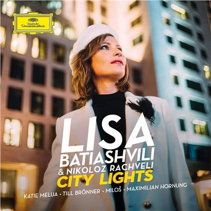 Lisa Batiashvili, Nikoloz Rachveli, Till Brönner, Maximilian Hornung, Charles Chaplin, … - City Lights (HQCD REMASTER, Japan Edition, Limited Edition)