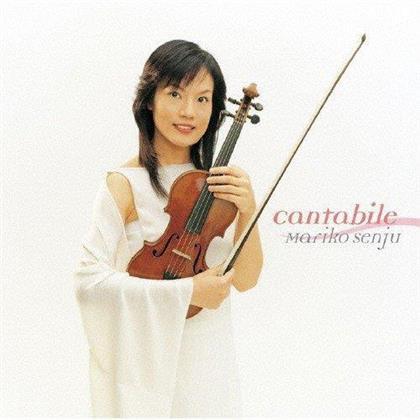 Mariko Senju - Cantabile (HQCD REMASTER, Japan Edition, Limited Edition)
