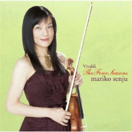 Antonio Vivaldi (1678-1741) & Mariko Senju - The Four Seasons Etc (HQCD REMASTER, Japan Edition, Limited Edition)