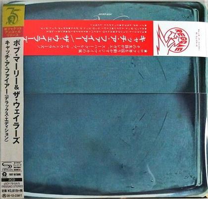 Bob Marley - Catch A Fire (2020 Reissue, Mini LP Sleeve, Japan Edition)