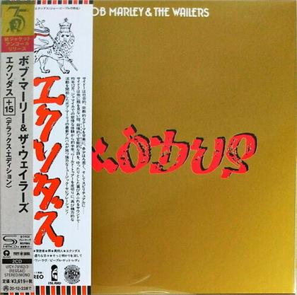 Bob Marley - Exodus (Mini LP Sleeve, 2020 Reissue, Japan Edition, Limited Edition)