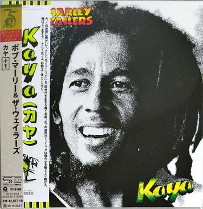 Bob Marley - Kaya (2020 Reissue, Mini LP Sleeve, Japan Edition, Limited Edition)