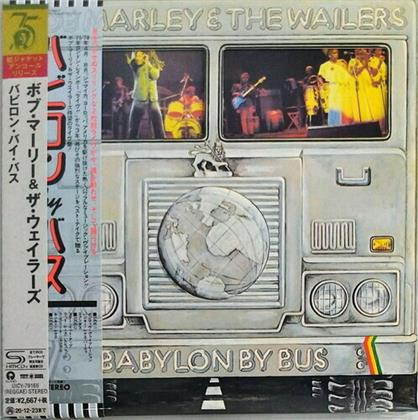Bob Marley - Babylon By Bus (2020 Reissue, Mini LP Sleeve, Japan Edition, Limited Edition)