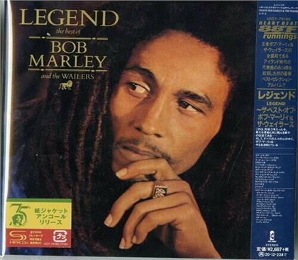 Bob Marley - Legend (2020 Reissue, Mini LP Sleeve, Japan Edition, Limited Edition)