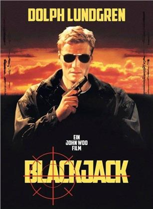Blackjack - Der Bodyguard (1998) (Cover C, Limited Edition, Mediabook, Blu-ray + DVD)