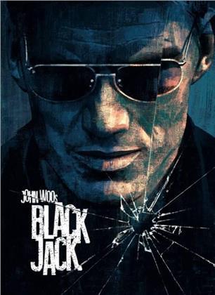Blackjack - Der Bodyguard (1998) (Cover A, Limited Edition, Mediabook, Blu-ray + DVD)