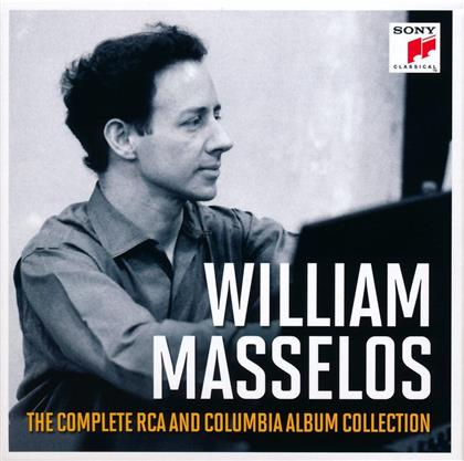 William Masselos - Complete RCA and Columbia Album Collection (7 CDs)