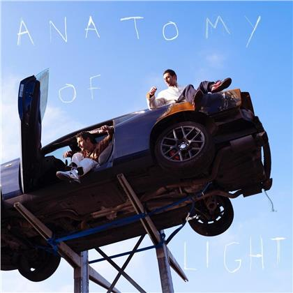 Aaron - Anatomy Of Light