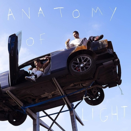 Aaron - Anatomy Of Light (LP)