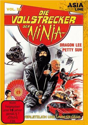 Die Vollstrecker der Ninja (1982) (Asia Line, Edizione Limitata)