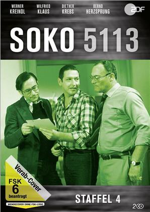 SOKO 5113 - Staffel 4 (2 DVDs)
