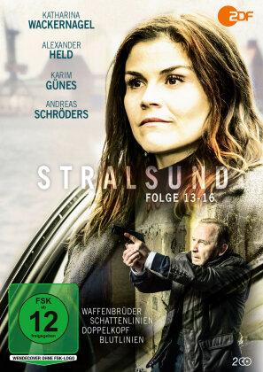 Stralsund - Teil 13-16 (2 DVDs)
