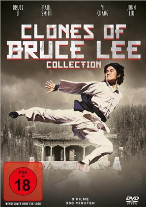 Clones of Bruce Lee Collection (3 DVDs)