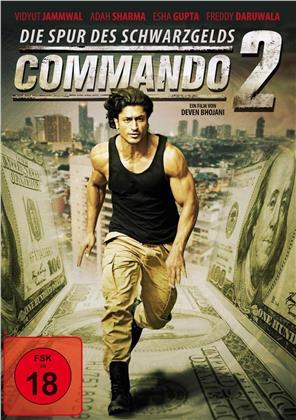 Commando 2 - Die Spur des Schwarzgelds (2017)