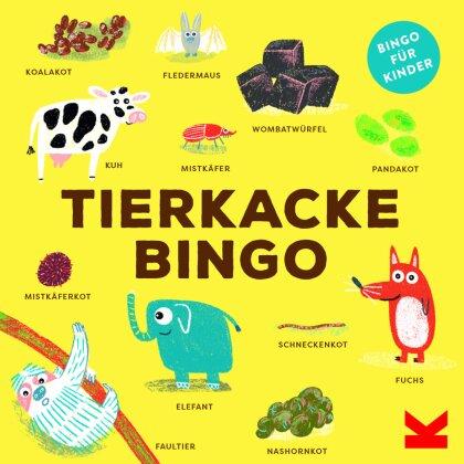 Tierkacke-Bingo (Kinderspiele)