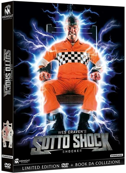 Sotto shock (1989) (Midnight Classics, Digipack, Limited Edition)