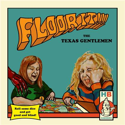 The Texas Gentlemen - Floor It!!! (Limited Edition, Colored, 2 LPs)